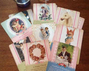 Guardian Angel Tarot Ten Card Reading