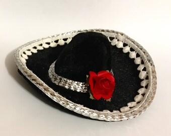 Mini Mariachi Hat