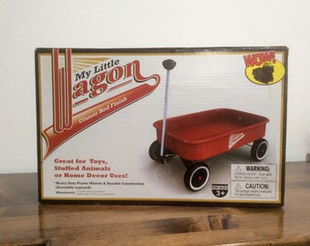 My Little Wagon super cute in the box new old stock