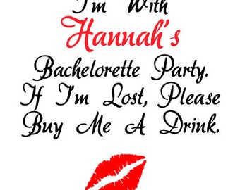 15 Bachelorette Party Favors  - Bachelorette Party Temporary Tattoos - Bachelorette Favors