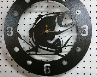 Bass clock -custom