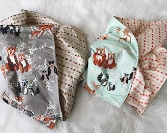 Gender Neutral Baby Blanket