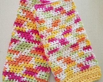 Crochet dishrags (set of 2)