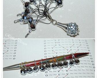 Stitch Markers Knitting Rings Stitchmarker