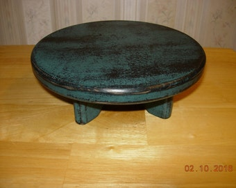 """8"""" Primitive Round Candle/ Table Riser"""