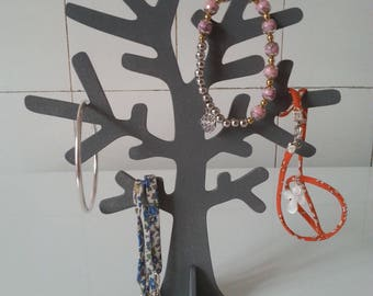 tree jewelry, 3 mm, painted in colors of your choice