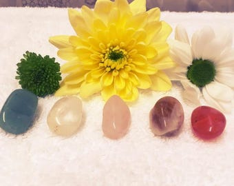tumble stones Anxiety relief pack