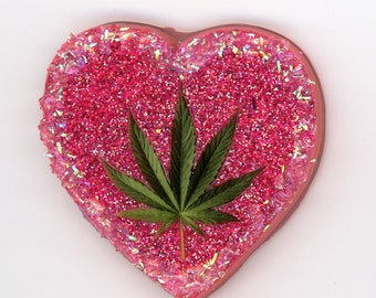 Cannabis is Life - Pink Weed F