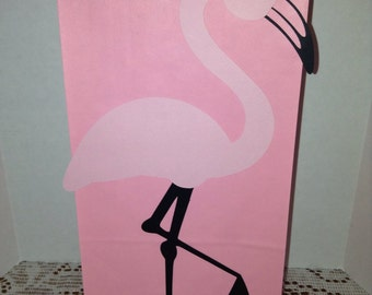 Cute Flamingo Party Goody Bags