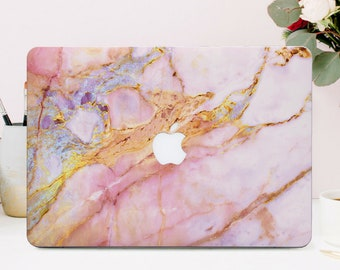Rose Gold Marble Macbook Case Macbook Pro 13 Case Macbook Air 13 Inch Case Macbook Pro 15 Case Macbook Air Case Macbook Pro Case CGD2058