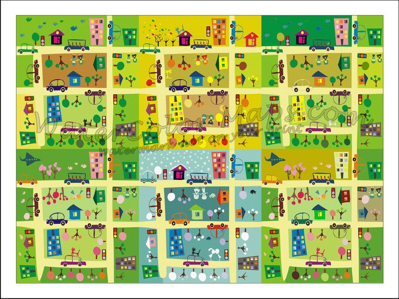 KIDS Maps Kids WORLD MAP Childrens Maps Kids Wall Map Kids - Map pictures for kids