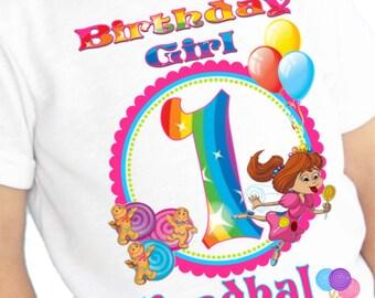 Candyland Birthday Shirt/Candyland Shirt/Candyland Party/Candyland/Candyland Birthday/Candyland Stickers/Candyland Invitations/Candyland Bag