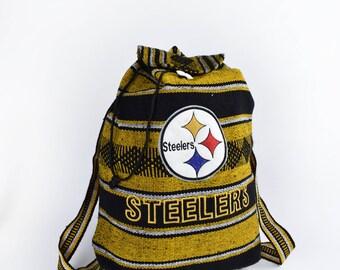 1980's Pittsburgh Steelers Backpack