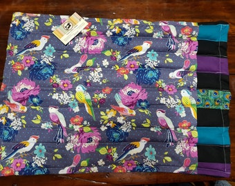 Pretty birdies 1kg weighted lap pad
