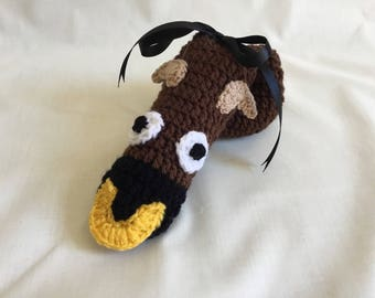 Charity novelty willy warmer bull mens gift
