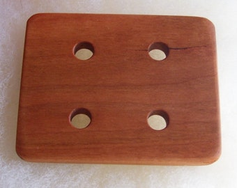 Handspinners Cherry Plying Template