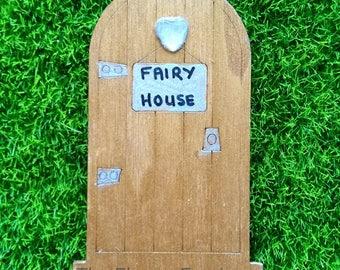 Fairy Door -Gold