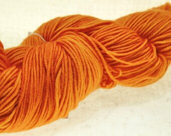 Made To Order Pick Your Base Kettle Dyed - Ripe Pumpkin