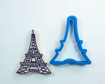 Eiffel Tower Cookie Cutter   Arc de Triomphe Cookie Cutter   Paris Cookie Cutter   French Cookie Cutter   Travel Cookie Cutters