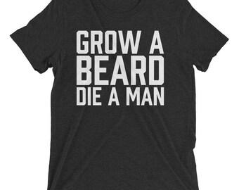 Grow A Beard Tee | The Noble Woodsman