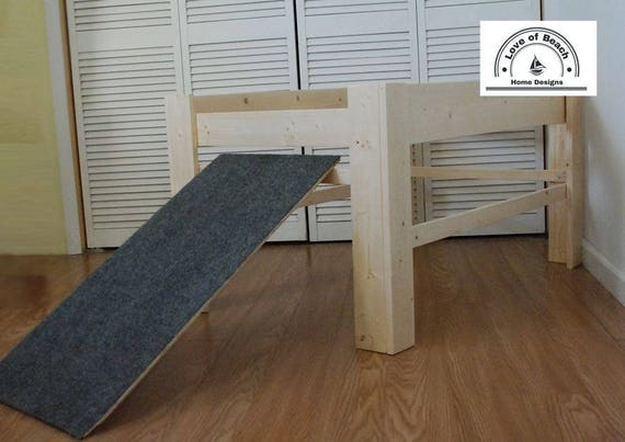 Wood Raised Dog Bed for Large Dog Elevated Dog Bed Dog Bed