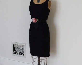 ON SALE - Vintage 1960s Dress - 60s Party Dress - The Veronica