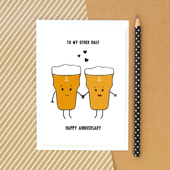 happy anniversary cards for him