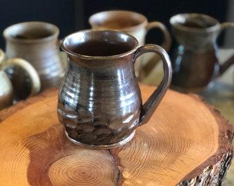 Tasse thé café à la main en ceramique