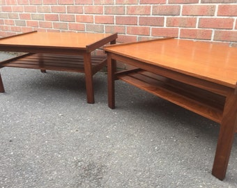 Mid Century Myer Coffee Tables
