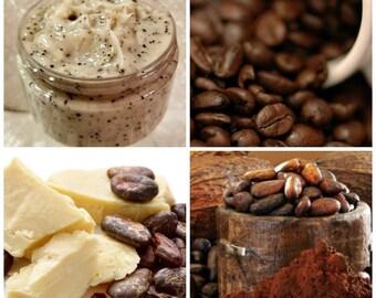 Black Roasted Coffee Seed Oil Treatment Hair Paste, Stimulates hair growth, Dandruff, Repair, Silk Amino Acids, Pro Vitamin B5