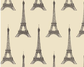 Windham Fabrics I Dream of Paris, Eiffel Tower, yardage