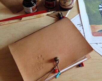 Sketchbook Journal Pocket Size
