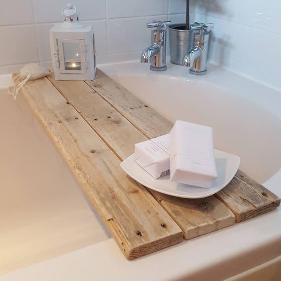 Wooden bath tray bath shelf bath caddy bath board bath