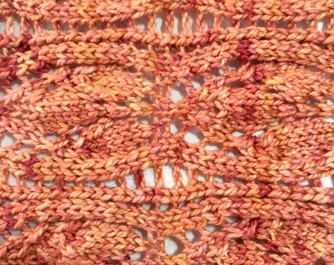 Tuaroria (PDF knitting pattern)