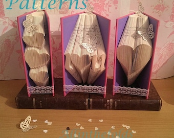 Hearts patterns bundle *3 patterns* I heart you. Mothers day or Valentines