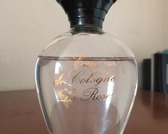 La Rose eau de cologne by Rochas very rare VINTAGE 120 ml - 4 FL.OZ 1949