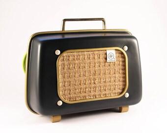 Isophon of 57, portable speaker