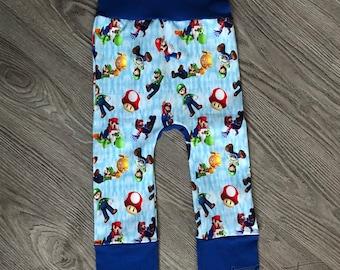 Super Mario 6m-3y Maxaloones