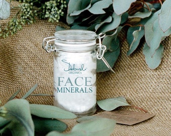Organic Face Minerals Travel Size