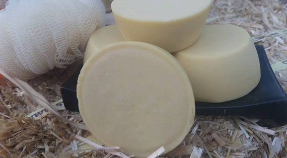Therapeutic Organic Shampoo Bar with essential oils 4ozs