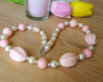 Peach Summer Dream Necklace