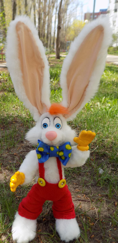 NUR ein Hase Roger aus Who Framed Roger Rabbit