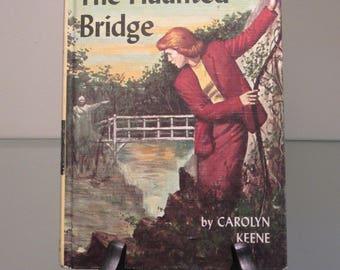 1st Ed. (?) 1937 Nancy Drew The Haunted Bridge Vol. 15