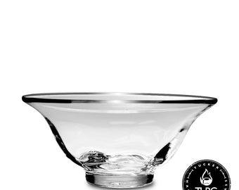 THBG Small pine oak bowl