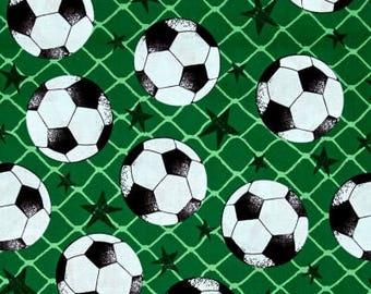 All Stars Soccer Bouffant Scrub Hat Soccer Balls Sports Team