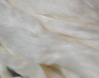 Tencel/Washable Merino Top spinning fiber ~ shipping included