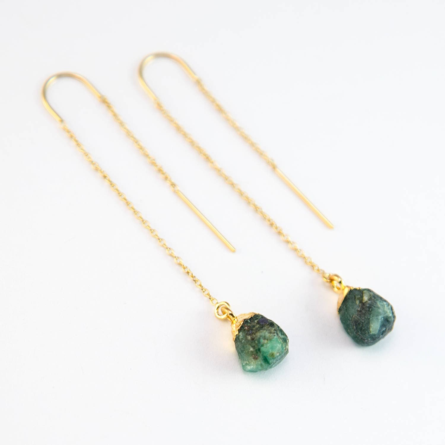 earrings natural in silver itm sterling ct with diamonds and gold emerald