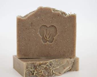 SIBERIAN WILDERNESS - Cold Process Organic Soap - Virgin Avocado Oil