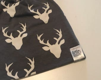 Charchol Buck Hipster Beanie
