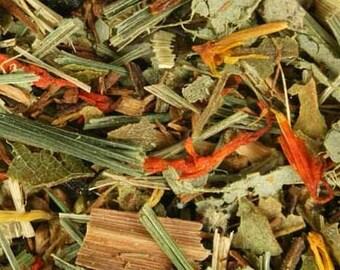 Autumn Sunset Herbal Tea - Caffeine Free